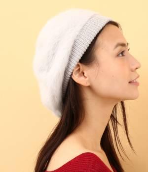 ViS - ビス | アンゴラ混ベレー帽