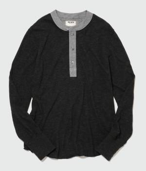 ADAM ET ROPÉ WILD LIFE TAILOR - アダム エ ロペ ワイルド ライフ テーラー | 【TIME SALE】【TODD SNYDER】 CLASSIC HENLEY