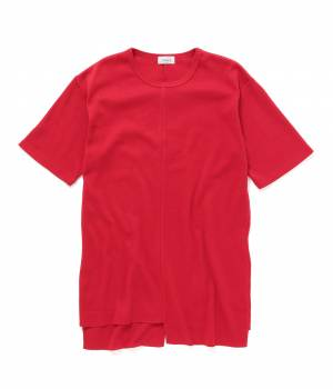 JUNRed - ジュンレッド | 【先行予約】イレギュラーパネルハニカム半袖Tシャツ