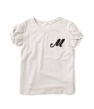 Adam et Ropé Le Magasin - アダム エ ロペ ル マガザン | ねじり刺繍Tシャツ