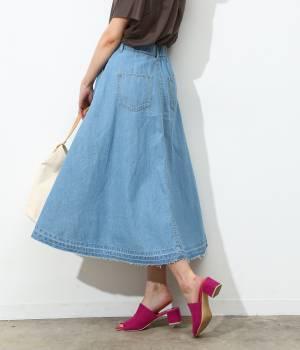 ViS - ビス | 【今だけ!WEB店舗限定10%OFF】【先行予約】フィッシュテールデニムスカート
