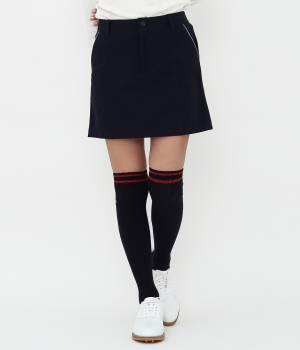 JUN&ROPÉ - ジュン アンド ロペ | 【吸水速乾】【防透】ボディシェルドライ切替スカート