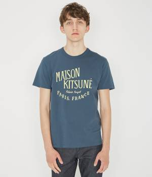 MAISON KITSUNÉ PARIS MEN - メゾン キツネ メン | TEE PALAIS ROYAL
