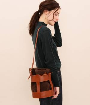 SALON adam et ropé WOMEN - サロン アダム エ ロペ ウィメン | 【joe&him】2WAY  BUCKETBAG