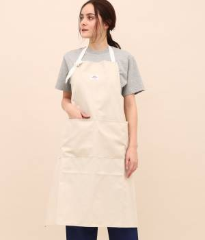 SALON adam et ropé HOME - サロン アダム エ ロペ ホーム | 【予約】【WEB先行予約】【DANTON UNIFORM】TWILL BIB APRON