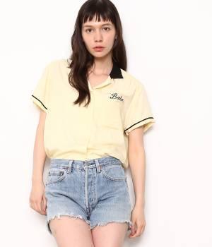 Bonjour Girl - ボンジュールガール | 【Bonjour Girl】Bowling shirt