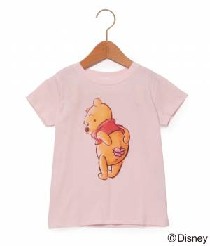ROPÉ PICNIC KIDS - ロペピクニック キッズ | 【ROPE' PICNIC KIDS】プーさんプリントTシャツ