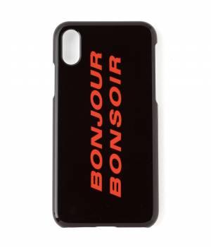 bonjour records - ボンジュールレコード | 【bonjour bonsoir】IPHONECASE X