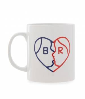 bonjour records - ボンジュールレコード   BRxJA MUG CUP