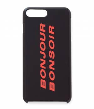 bonjour bonsoir - ボンジュールボンソワール   【bonjour bonsoir】IPHONE CASE PLUS