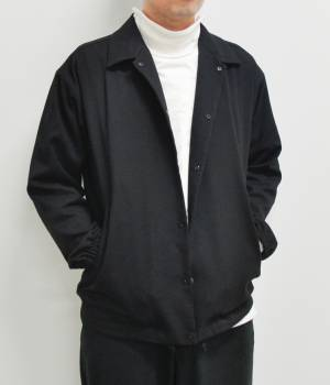 JUNRed - ジュンレッド | 【予約】ソフトTRコーチジャケット