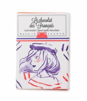 SALON adam et ropé HOME - サロン アダム エ ロペ ホーム | 【Le chocolat des francais】ミニ・ベレー帽 ミルク