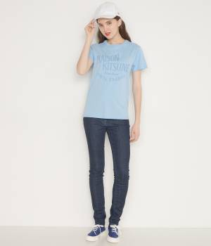 MAISON KITSUNÉ PARIS WOMEN - メゾン キツネ ウィメン | TEE SHIRT PALAIS ROYAL