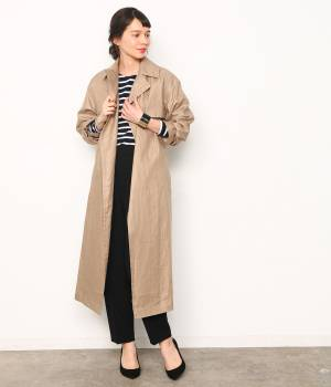 ADAM ET ROPÉ FEMME - アダム エ ロペ ファム | 【Traditional Weatherwear】COVENTRY WRAP COAT