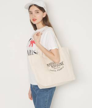 MAISON KITSUNÉ PARIS MEN - メゾン キツネ メン | PERM SHOPPING BAG PALAIS ROYAL