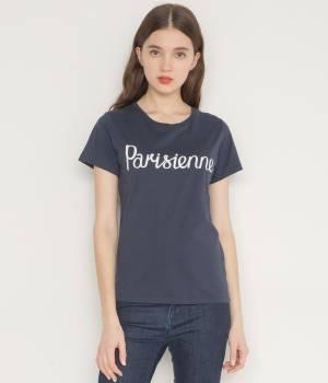 MAISON KITSUNÉ PARIS WOMEN - メゾン キツネ ウィメン | PERM TEE SHIRT PARISIENNE