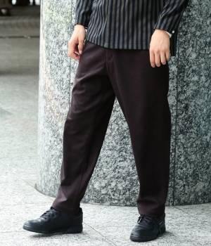 JUNRed - ジュンレッド | 【先行予約】【WEB別注】ウォームクロスワイドパンツ