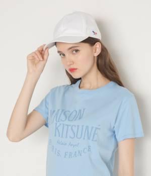 MAISON KITSUNÉ PARIS WOMEN - メゾン キツネ ウィメン | 【2017SS先行予約】CAP 6P TRICOLOR FOX