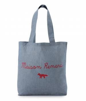 MAISON KITSUNÉ PARIS WOMEN - メゾン キツネ ウィメン | 【2017SS先行予約】TOTE BAG MAISON RENARD