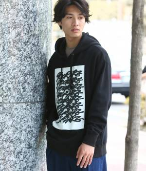 JUN SELECT - ジュンセレクト | 【先行予約】【RYUJI KAMIYAMA】コラボプルパーカー