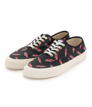 MAISON KITSUNÉ PARIS WOMEN - メゾン キツネ ウィメン | 【予約】ALL-OVER SPEEDBOAT LACED SNEAKER