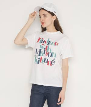 MAISON KITSUNÉ PARIS WOMEN - メゾン キツネ ウィメン | TEE SHIRT PLAYTIME