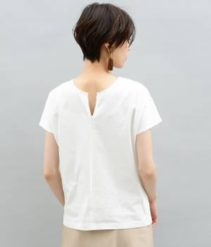 ADAM ET ROPÉ FEMME - アダム エ ロペ ファム | 2WAYスキッパーフレンチTシャツ