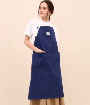 SALON adam et ropé HOME - サロン アダム エ ロペ ホーム | 【DANTON UNIFORM】TWILL BIB APRON