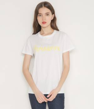MAISON KITSUNÉ PARIS WOMEN - メゾン キツネ ウィメン | TEE SHIRT PARISIENNE