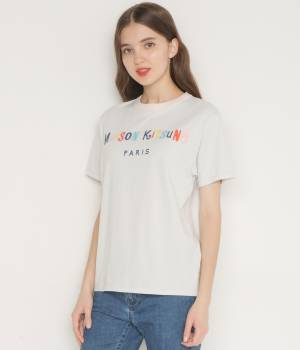 MAISON KITSUNÉ PARIS WOMEN - メゾン キツネ ウィメン | 【先行予約】TEE-SHIRT MAISON KITSUNE PARTY