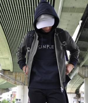 JUN SELECT - ジュンセレクト   ken kagami×JUNRed店舗限定パーカー