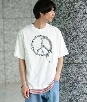 JUN SELECT - ジュンセレクト | Jonas ClaessonプリントTシャツ