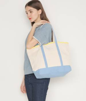 MAISON KITSUNÉ PARIS WOMEN - メゾン キツネ ウィメン | 【TIME SALE】RICHELIEU TOTE BAG