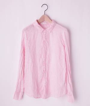 Adam et Ropé FEMME - アダム エ ロペ ファム | 【CP SHADES(シーピーシェイズ)】 Ramie shirts