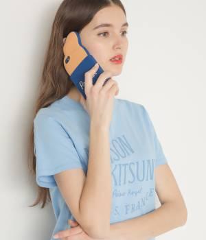 MAISON KITSUNÉ PARIS WOMEN - メゾン キツネ ウィメン | IPHONE CASE 3D CROISSANT