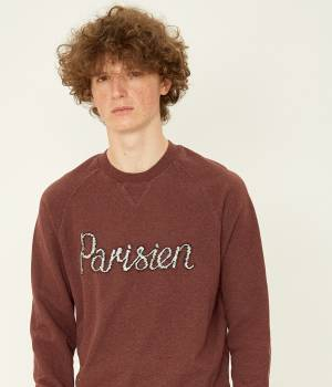 MAISON KITSUNÉ PARIS MEN - メゾン キツネ メン | SWEAT SHIRT PARISIEN