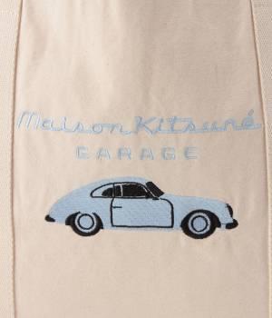 MAISON KITSUNÉ PARIS WOMEN - メゾン キツネ ウィメン | 【2017SS先行予約】SHOPPING BAG MK GARAGE