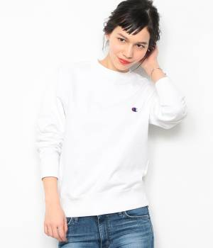 ADAM ET ROPÉ FEMME - アダム エ ロペ ファム | 【Champion】CREW NECK SWEAT SHIRTS