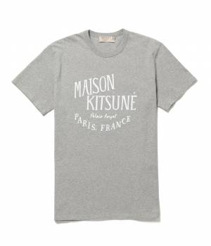 MAISON KITSUNÉ PARIS MEN - メゾン キツネ メン | PERM TEE SHIRT PALAIS ROYAL