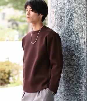 JUNRed - ジュンレッド | 【予約】ミラノリブクルーネックニット