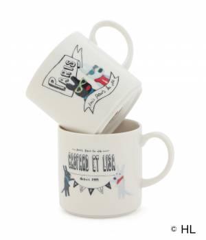 ViS - ビス | 【リサとガスパール×ViS】マグカップ