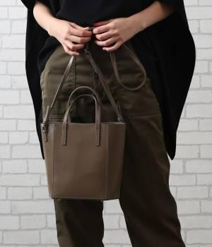SALON adam et ropé WOMEN - サロン アダム エ ロペ ウィメン | 【先行予約】【YAHKI】Square handbag(S)