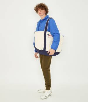 MAISON KITSUNÉ PARIS MEN - メゾン キツネ メン | 【先行予約】PADDED BERTIL WINDBREAKER
