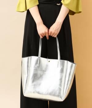 ViS - ビス | 【2WAY】刺繍ショルダーバイカラートートバッグ