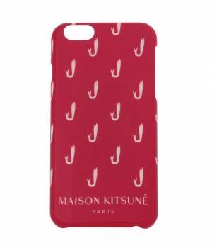 MAISON KITSUNÉ PARIS WOMEN - メゾン キツネ ウィメン | 【2017SS先行予約】IPHONE CASE ALL-OVER FISH