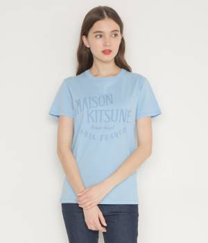 MAISON KITSUNÉ PARIS WOMEN - メゾン キツネ ウィメン | 【先行予約】TEE SHIRT PALAIS ROYAL