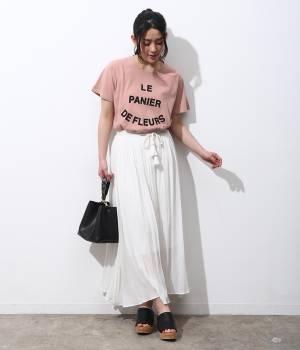 ViS - ビス   フェルトロゴTシャツ
