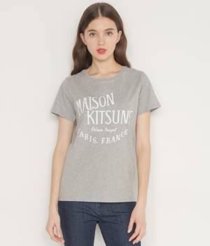 MAISON KITSUNÉ PARIS WOMEN - メゾン キツネ ウィメン | PERM TEE SHIRT PALAIS ROYAL