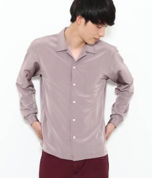 JUNRed - ジュンレッド   【予約】ドレープオープンカラーシャツ