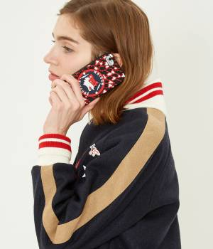 MAISON KITSUNÉ PARIS WOMEN - メゾン キツネ ウィメン | IPHONE CASE 3D FOX TAILS